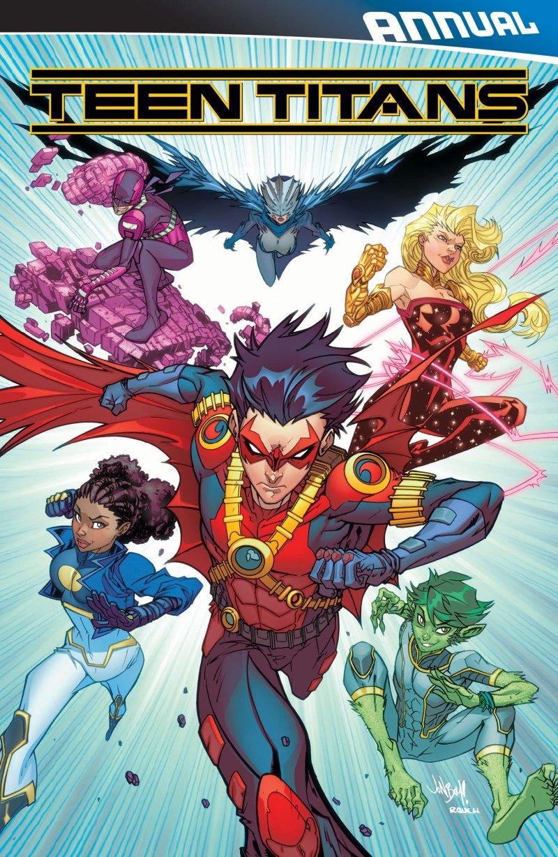 Teen Titans Annual 109
