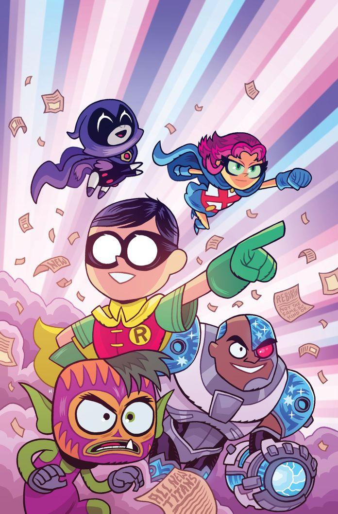 Teen Titans Go Digital-Issue 35 Review  Batman News-3122