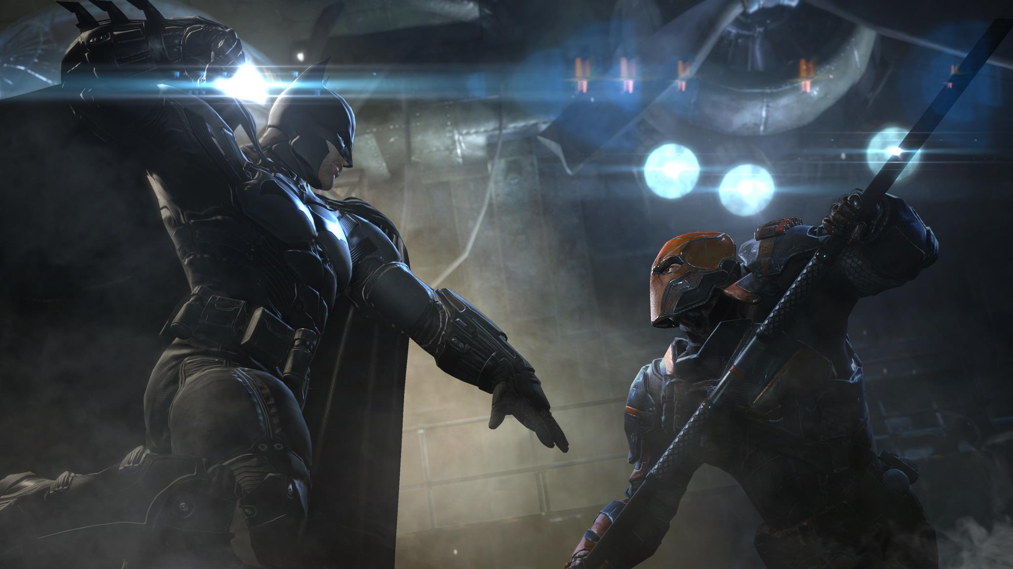 Arkham Origins Dev Posts Cryptic Teaser, See All The Clues Right here