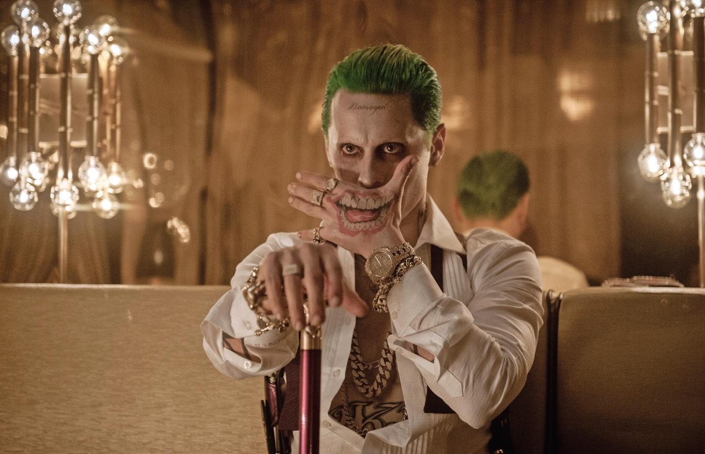 Image result for suicide squad film joker