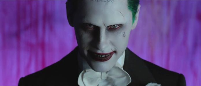 "jared leto gave skrillex a x-rated joker gift on the set of ""purple"