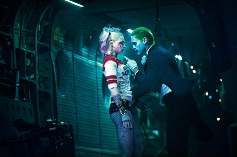 Uncropped 39 suicide squad 39 image reveals joker harley quinn for Joker immagini hd