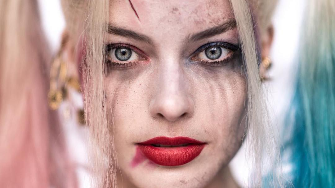 new portrait of margot robbie as harley quinn from  u0026 39 suicide squad u0026 39