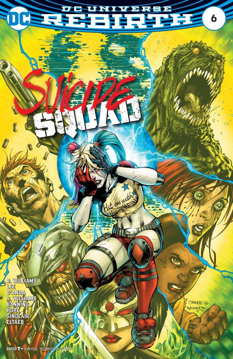 Resultado de imagem para Suicide Squad 6