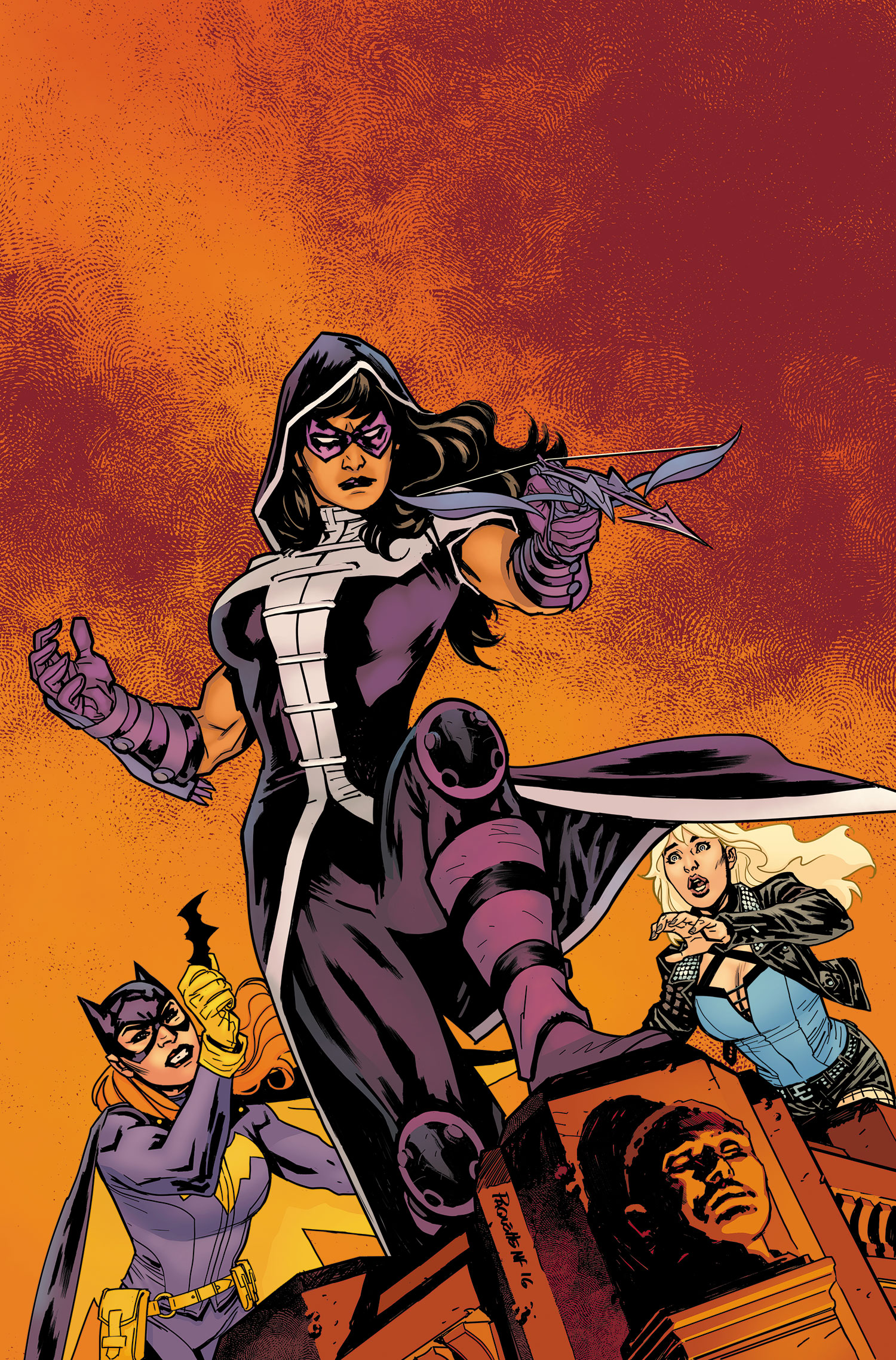 Birds of Prey 6