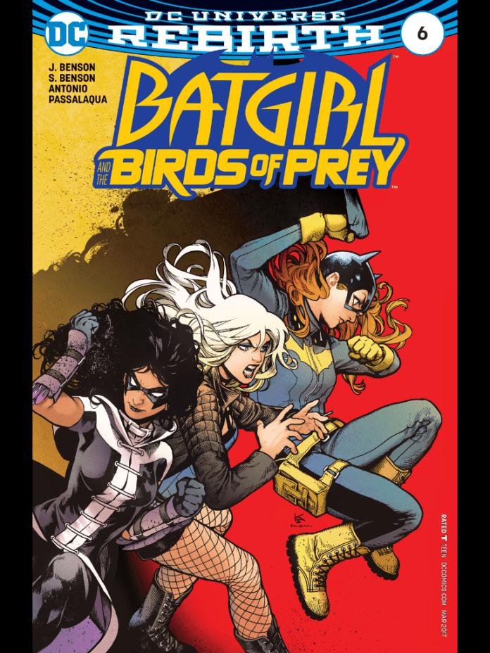 Batgirl and the Birds of Prey #6 review | Batman News