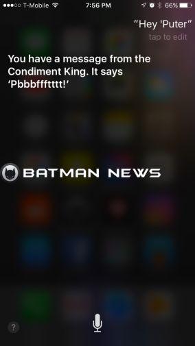 LEGO Batman Movie Siri 3