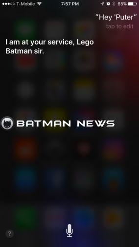 LEGO Batman Movie Siri 6