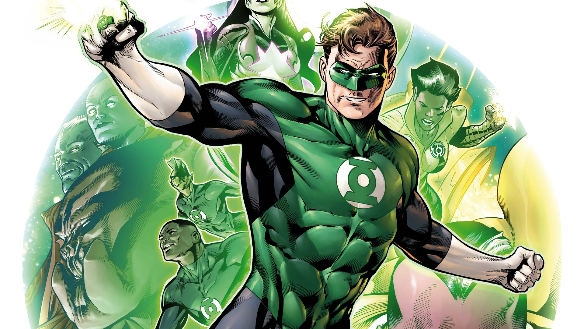 Rumor: Mission: Impossible Director Eyed For 'Green Lantern Corps'