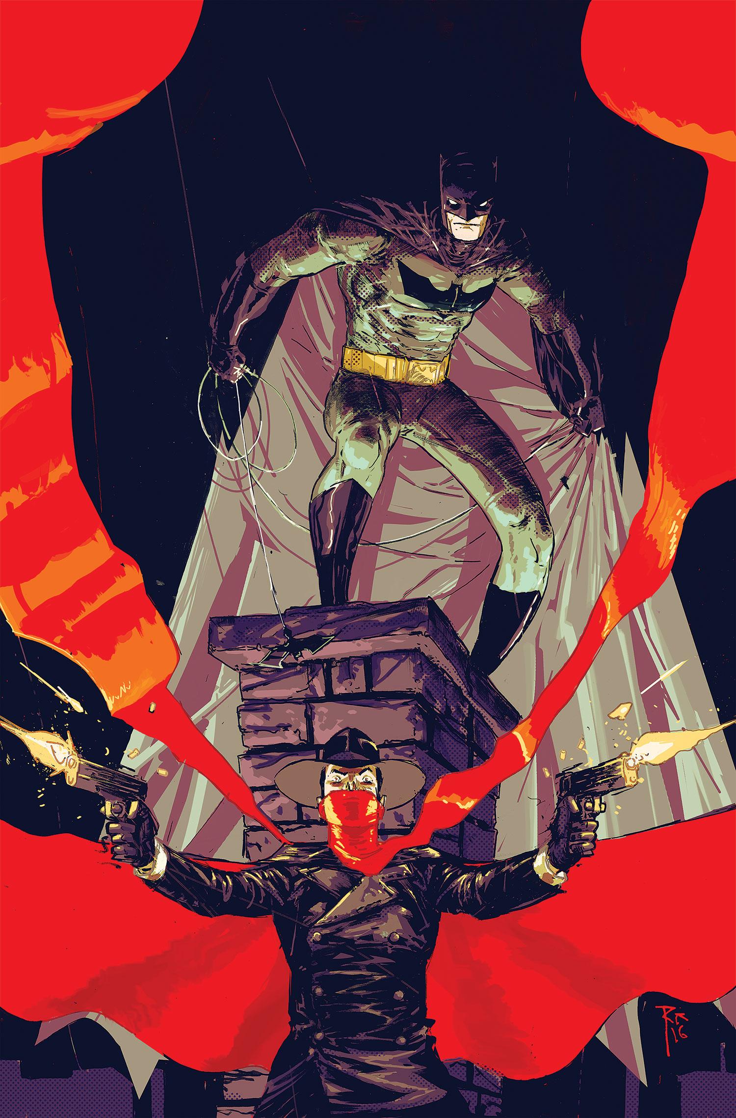 Batman Shadow 1
