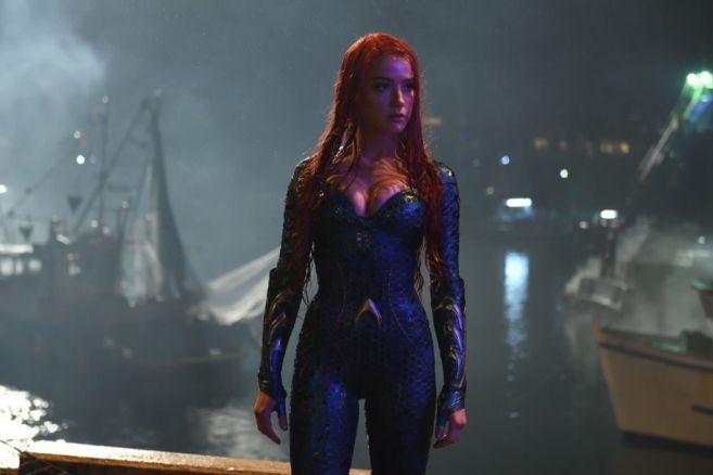 Amber Heard Mera Aquaman 2