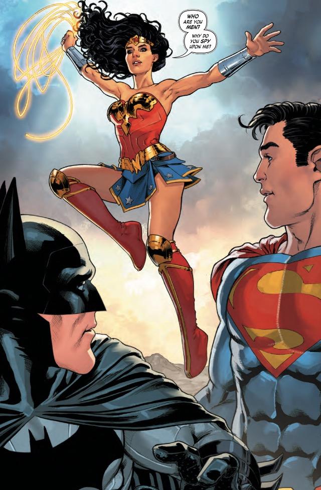 Wonder Woman Annual 1 Review - Batman News-8421