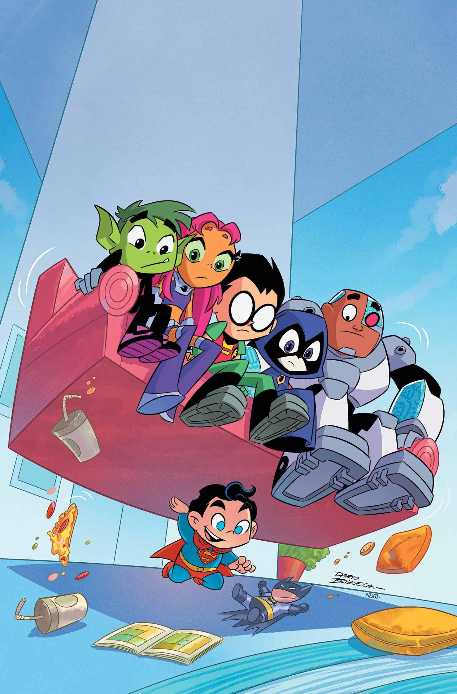 Teen Titans Go 23