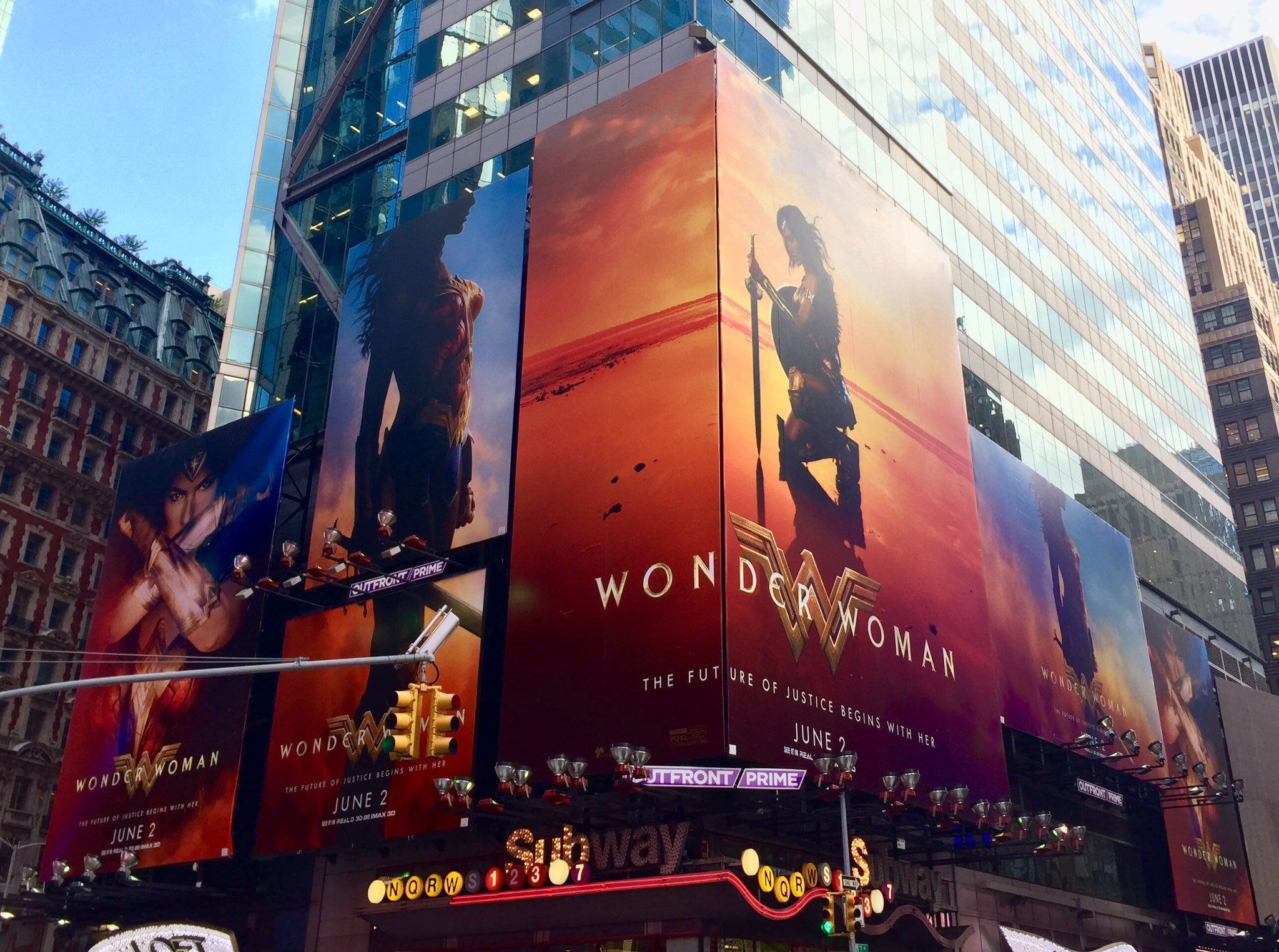 Wonder Woman NYC
