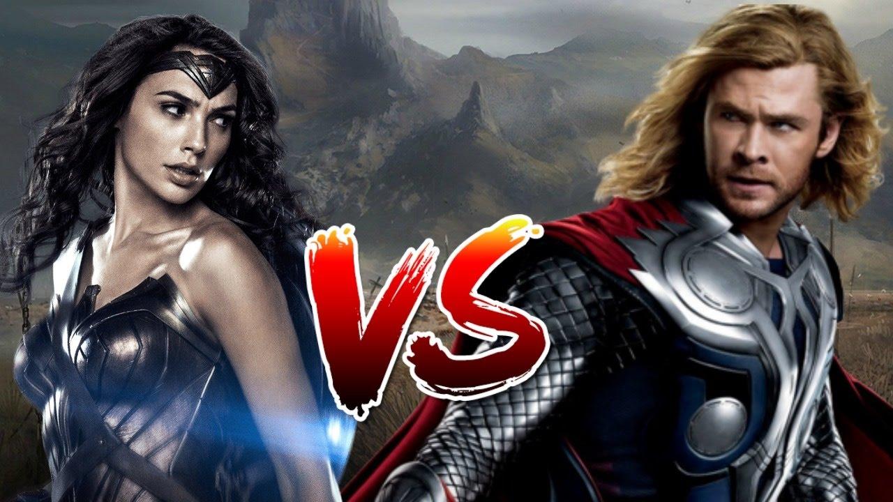 Wonder Woman Thor