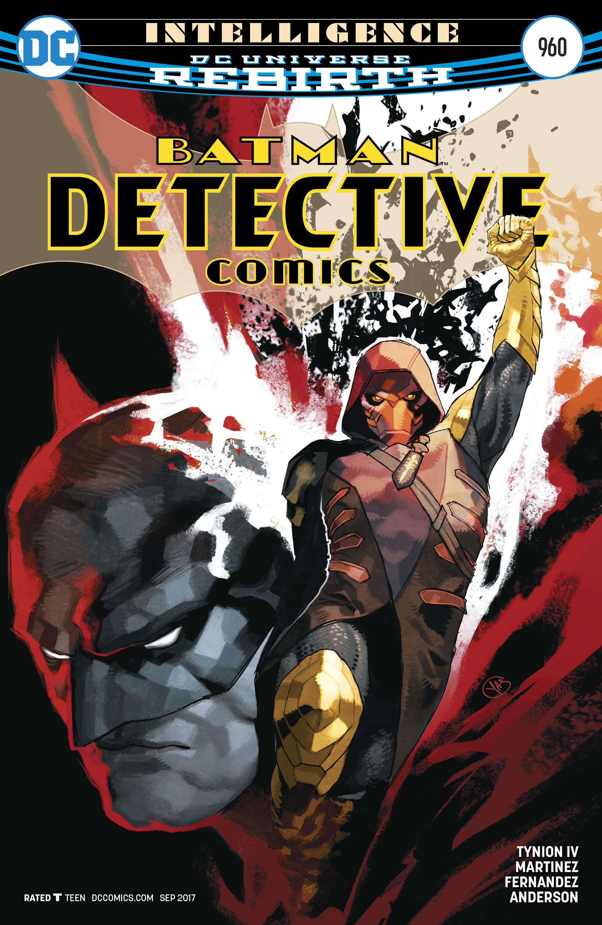 Detective Comics 960