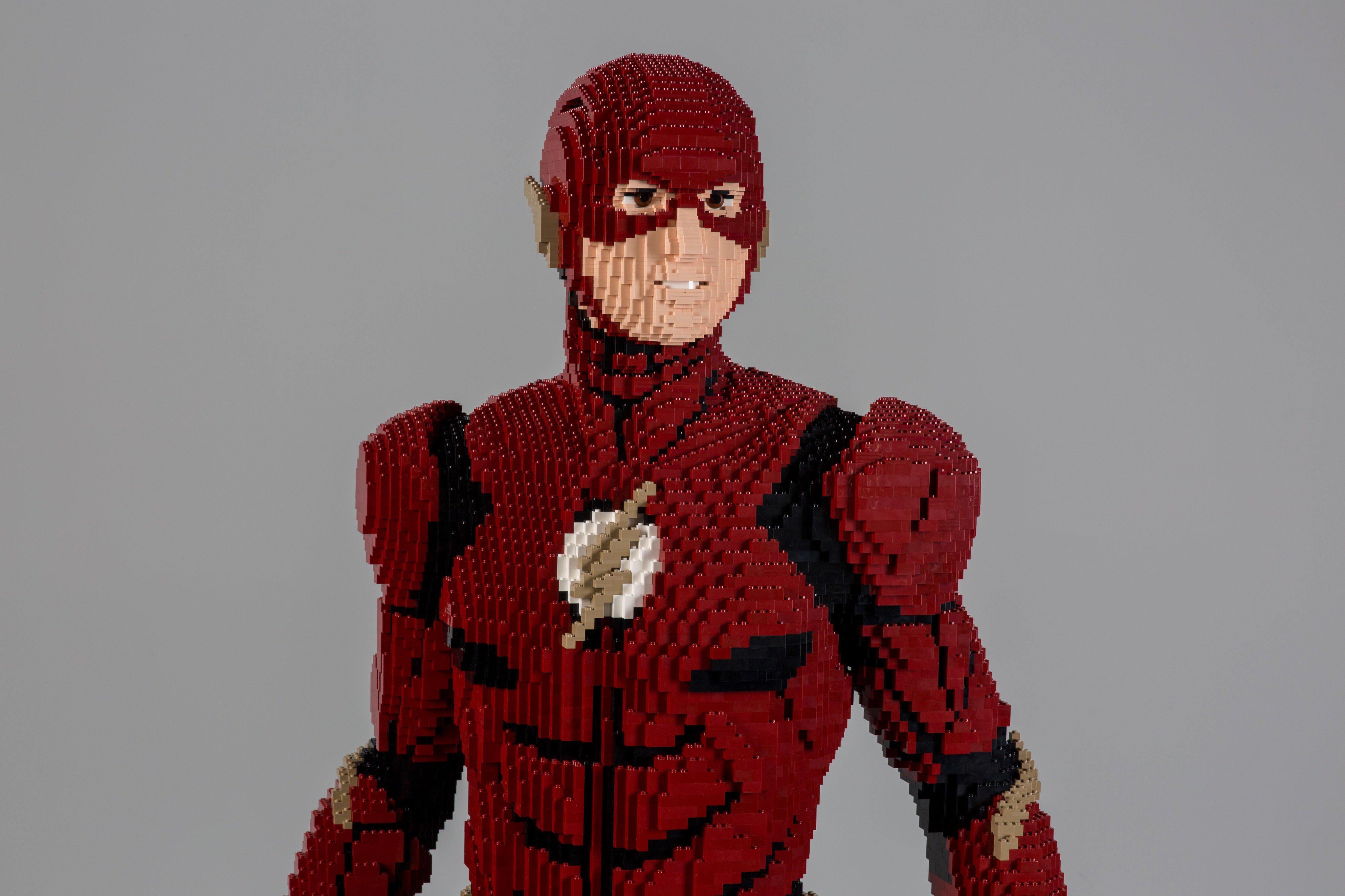 Flash LEGO Comic-Con 2