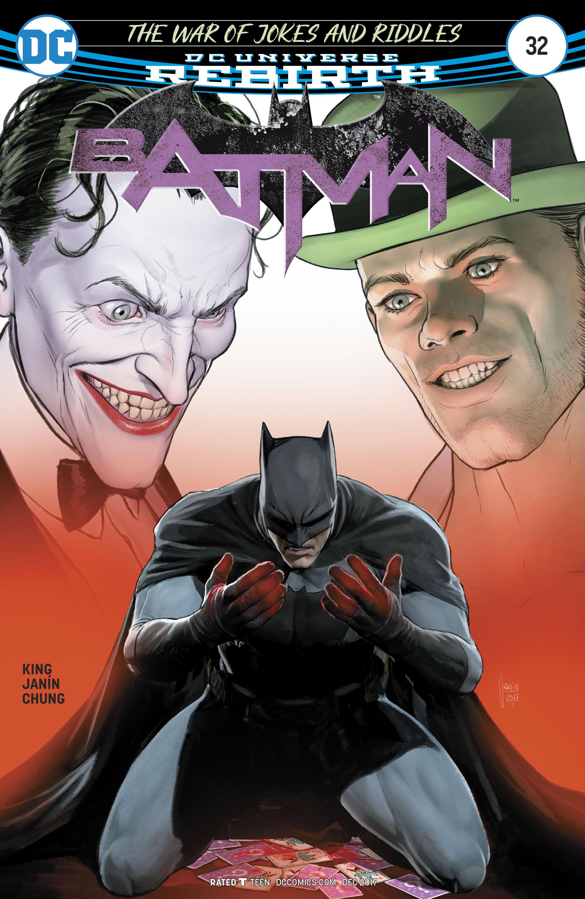 Batman 32