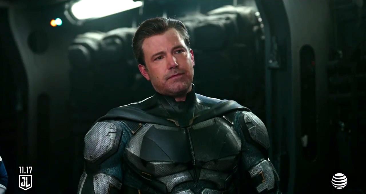Ben Affleck Batman Justice Leageu ATT