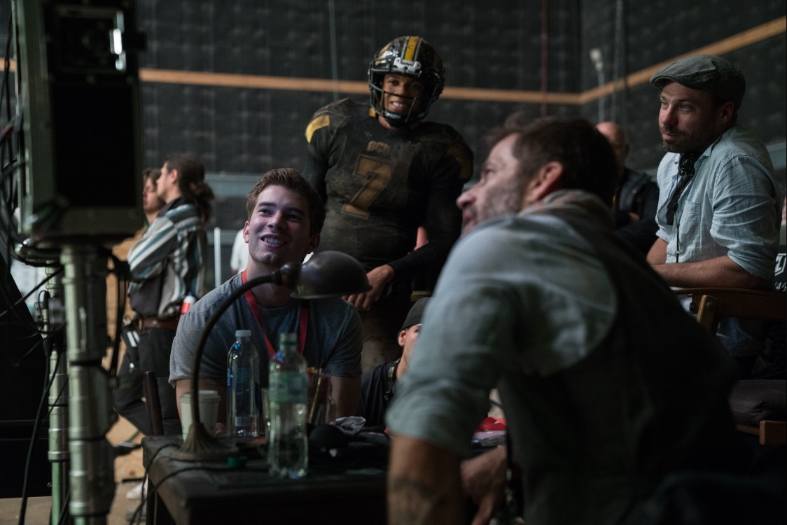 Image result for zack snyder justice league