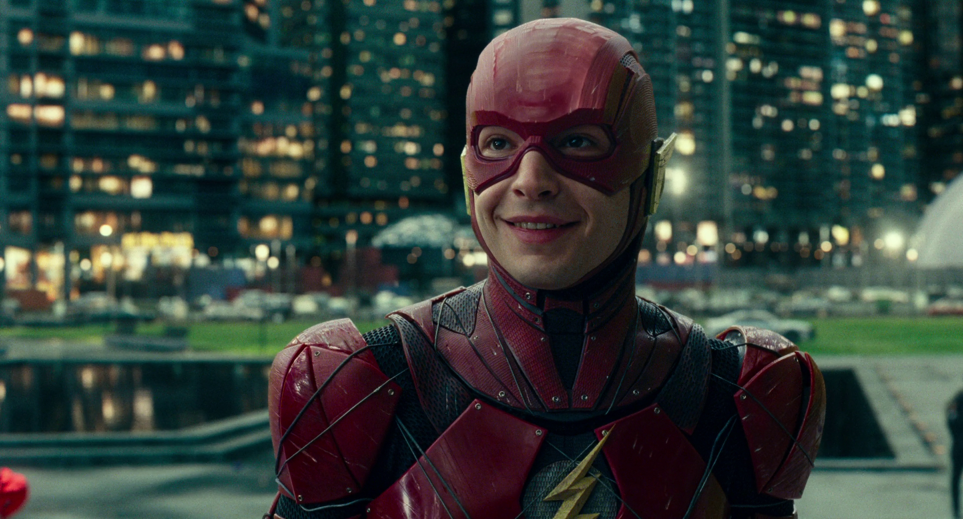 Ezra Miller Wants Jeffrey Dean Morgan to Play Batman in 'Flashpoint'