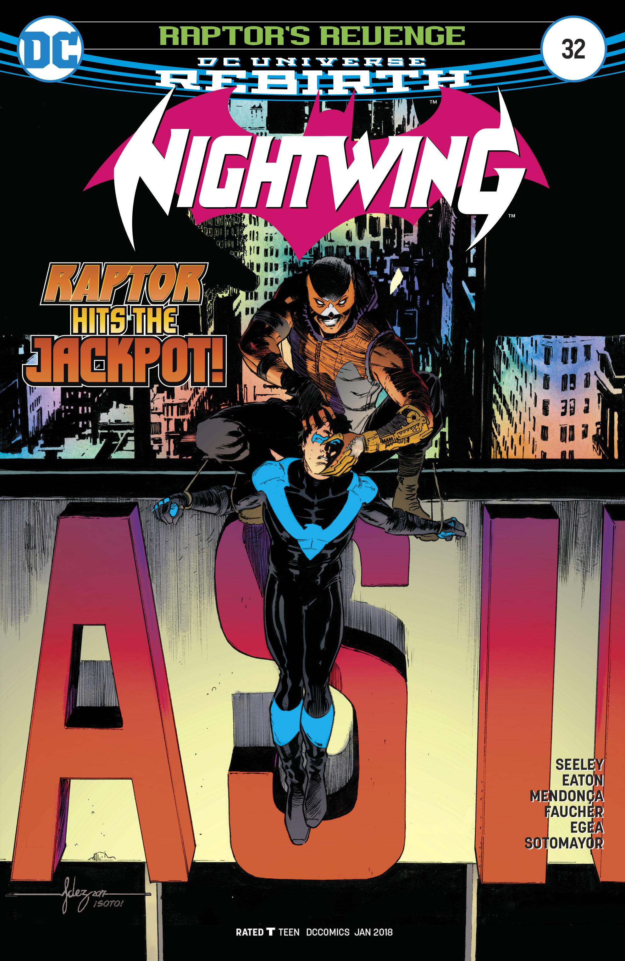Nightwing 32
