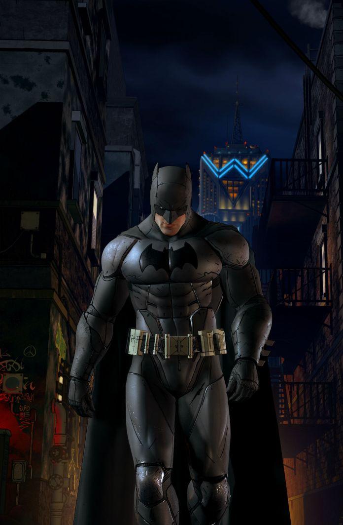 Batman Comic Serie