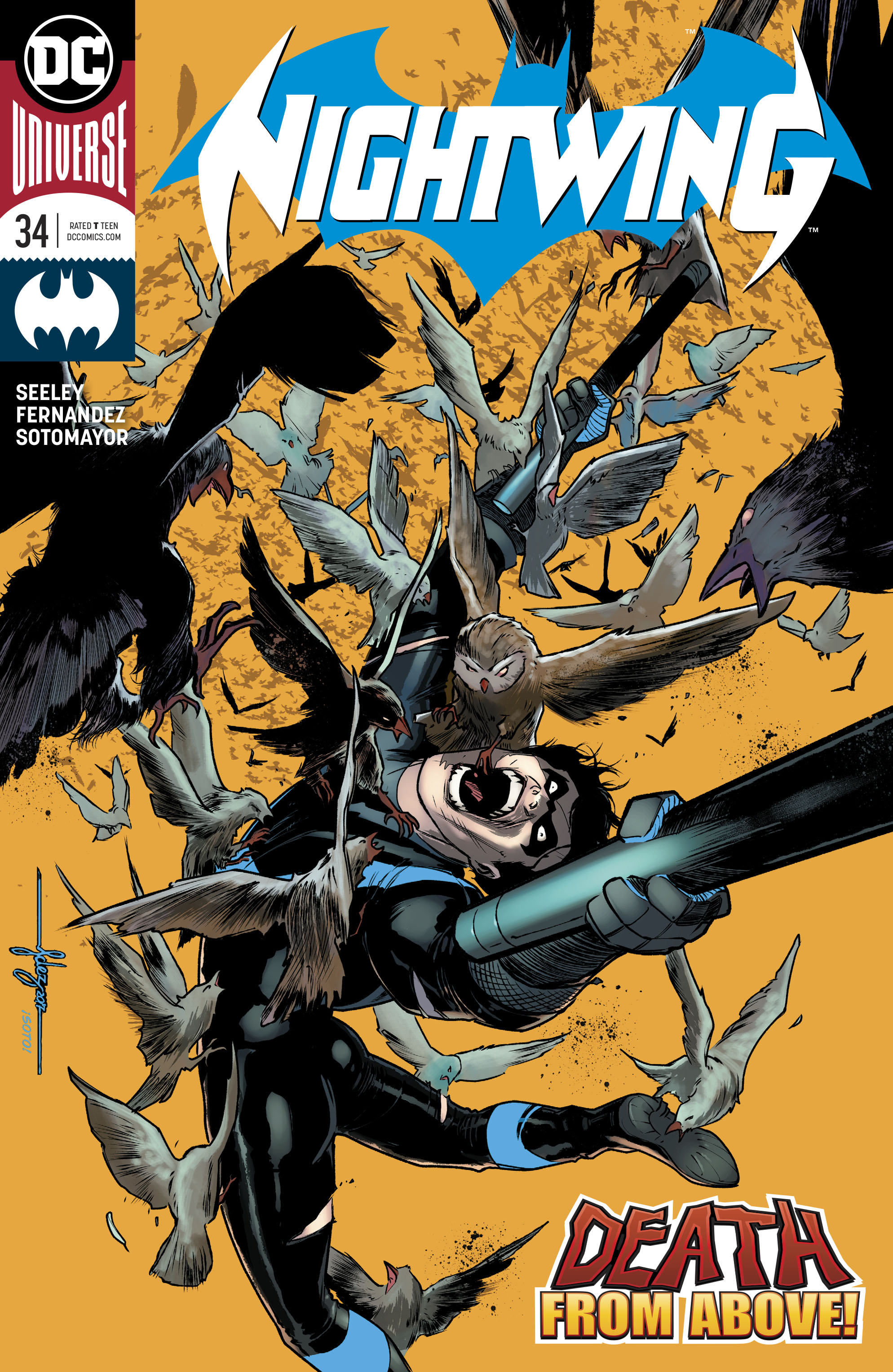 Nightwing 34