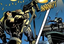 Gotham Gives us Our First Official Look at Bane! (UPDATED WITH SECOND IMAGE)