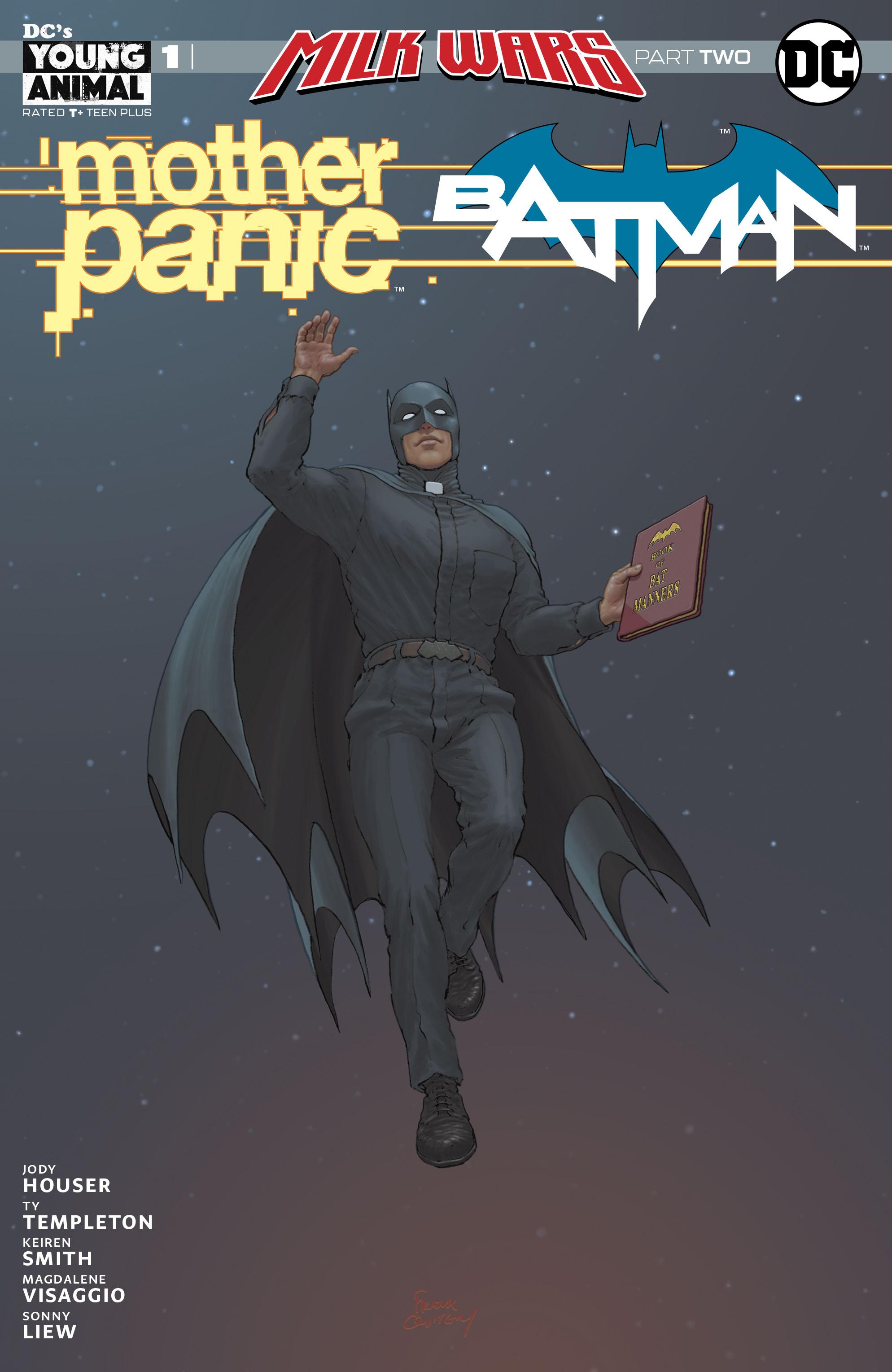 Mother Panic Batman 1