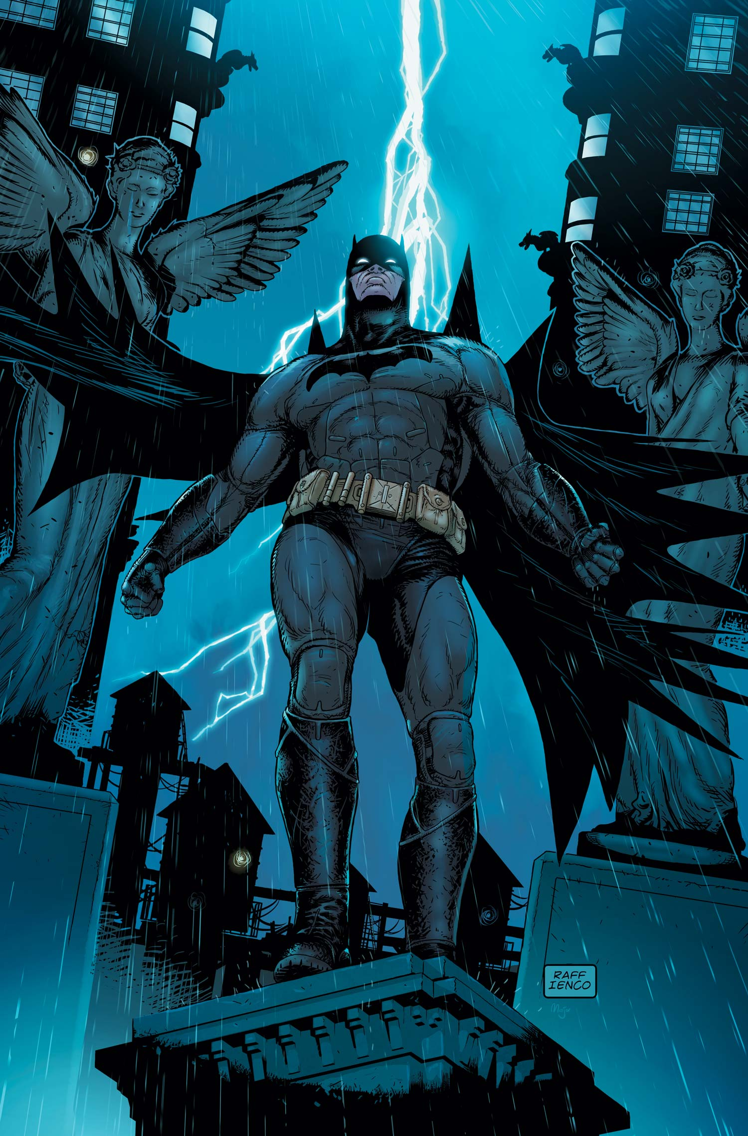 batman  sins of the father  1 review