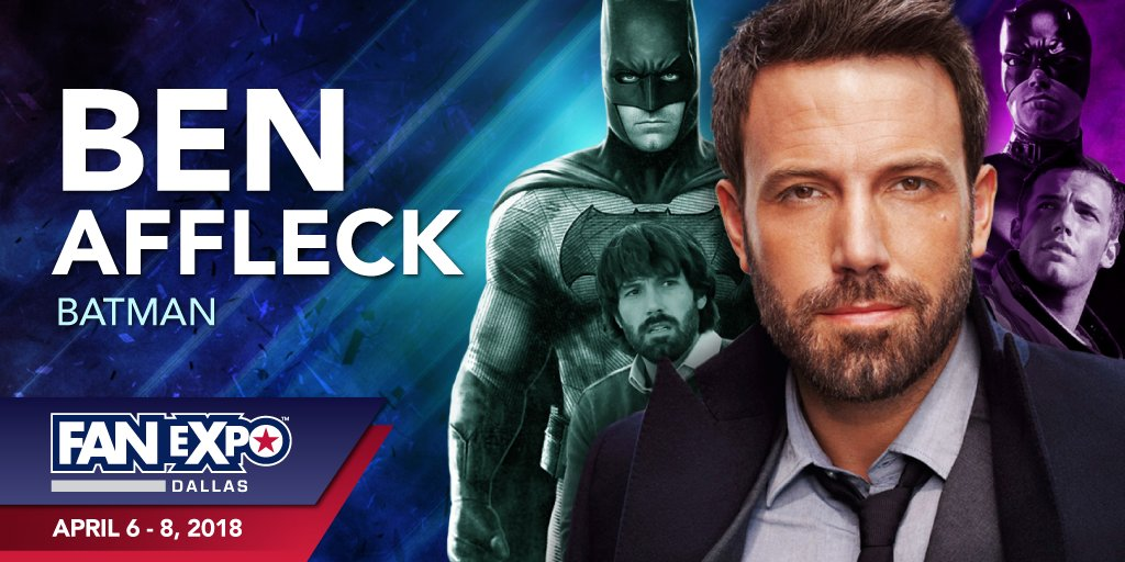 Ben Affleck's panel at Fan Expo Dallas has been canceled ...