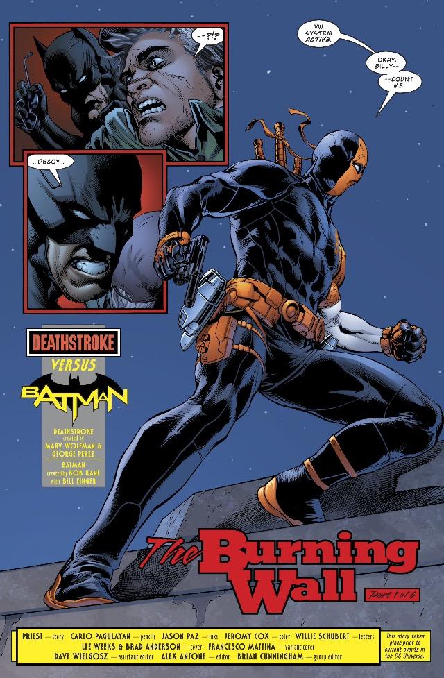 deathstroke 30 review batman news