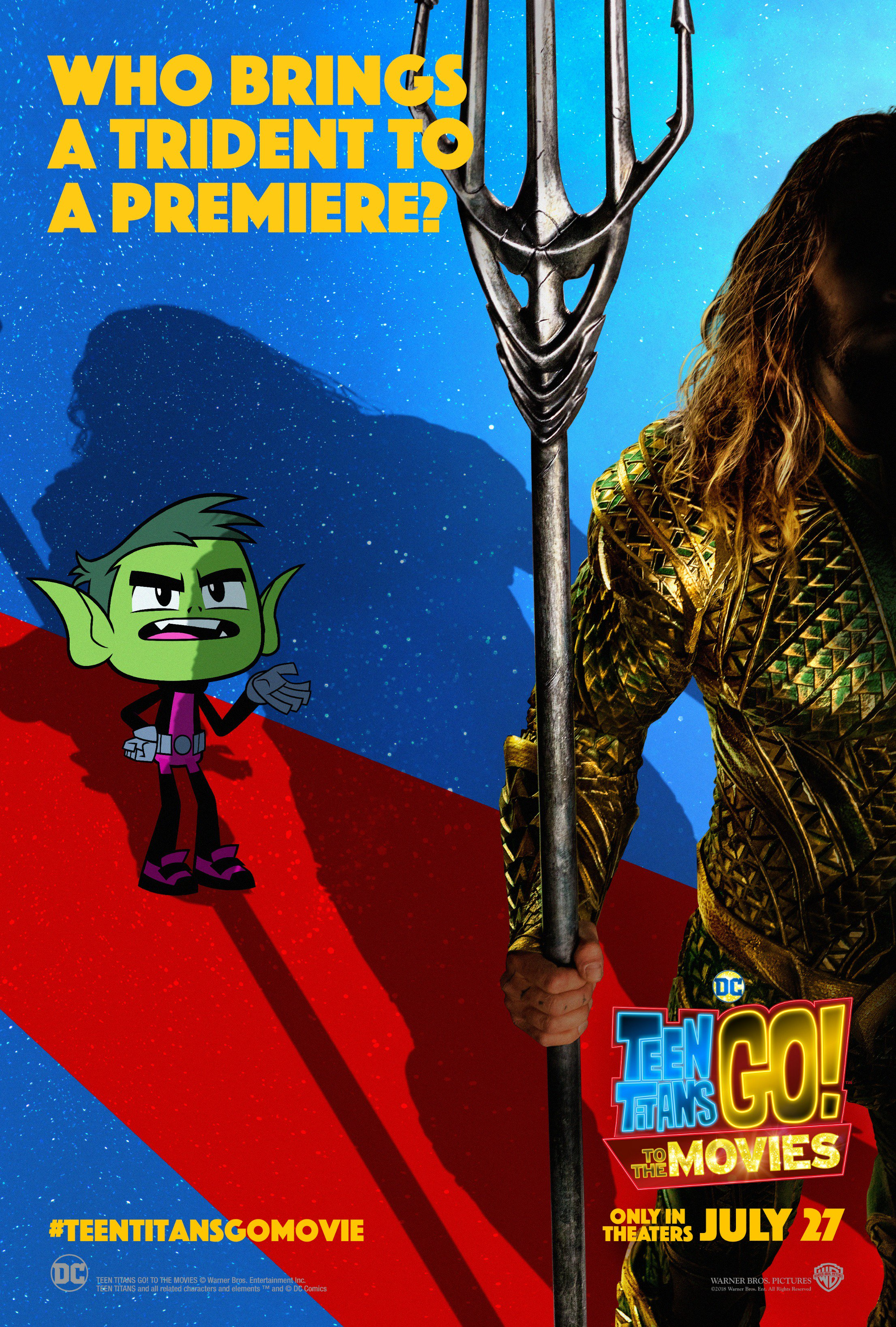 Teen Titans Go Aquaman