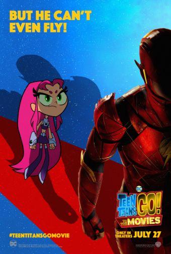 Teen Titans Go Flash