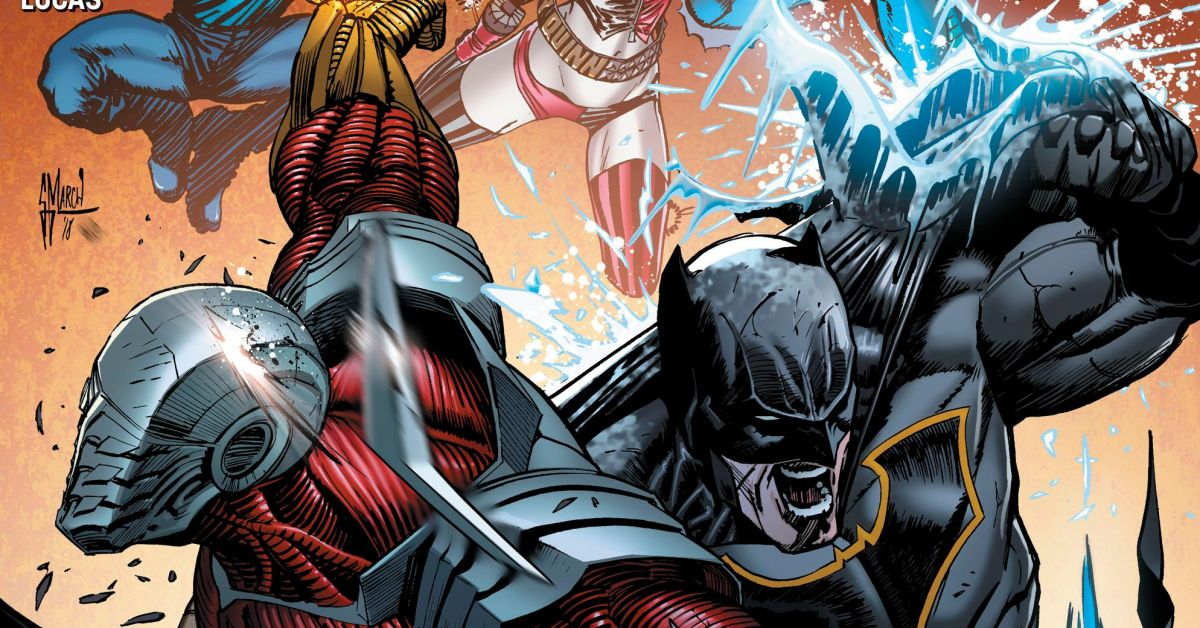 Suicide Squad #42 review | Batman News