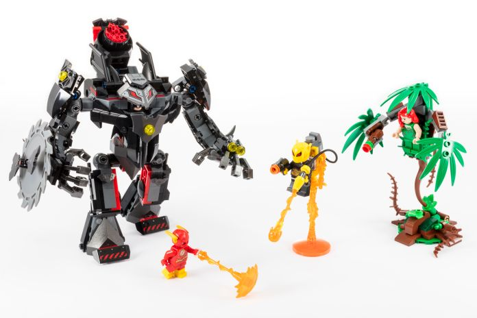 Exclusive Lego Reveal First Look At Upcoming Dc Super Heroes Set