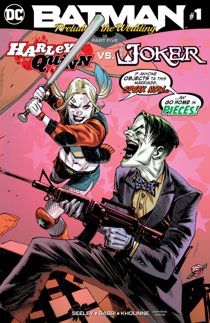 443fb9d9a076 Batman  Prelude to the Wedding  Harley Quinn vs The Joker  1 review ...