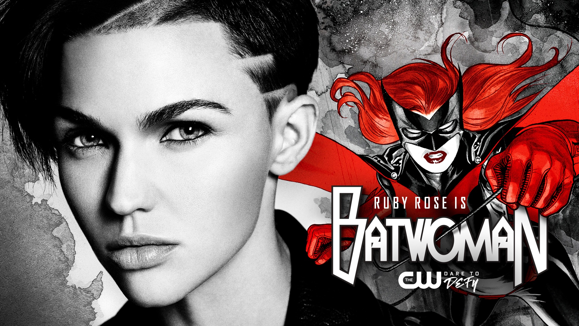 Ruby Rose Gets Emotional Talking About Being Cast As Batwoman Video