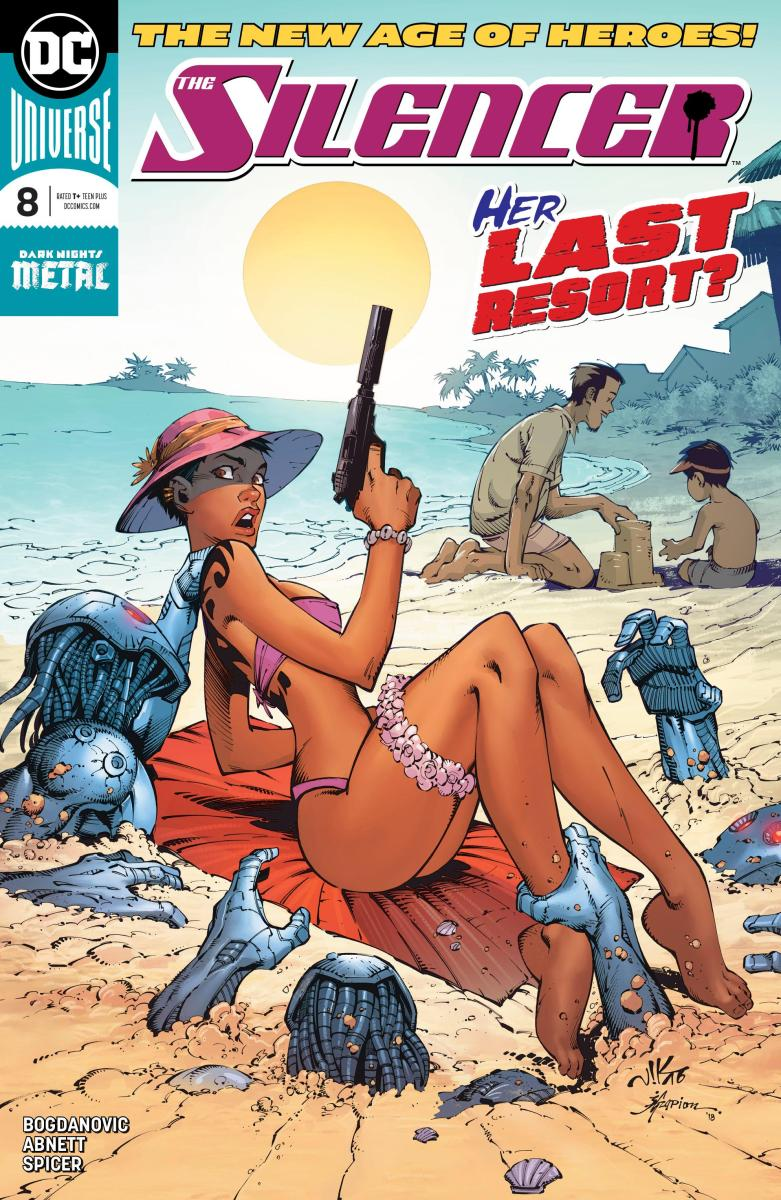 Image result for The Silencer #8