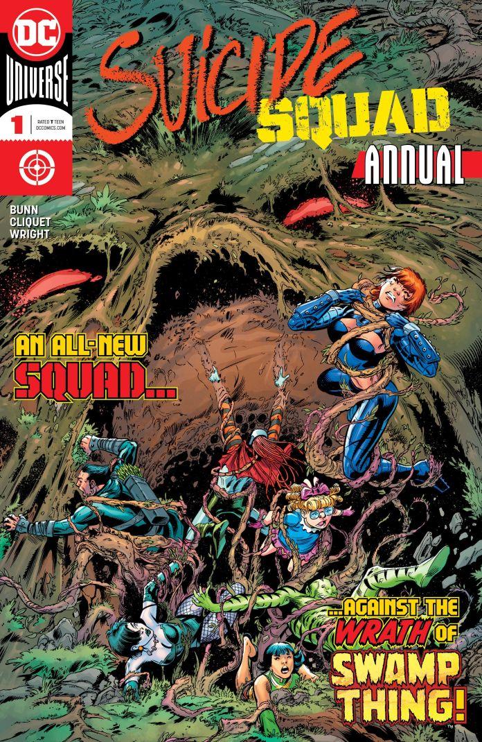 Suicide Squad Annual #1 review | Batman News