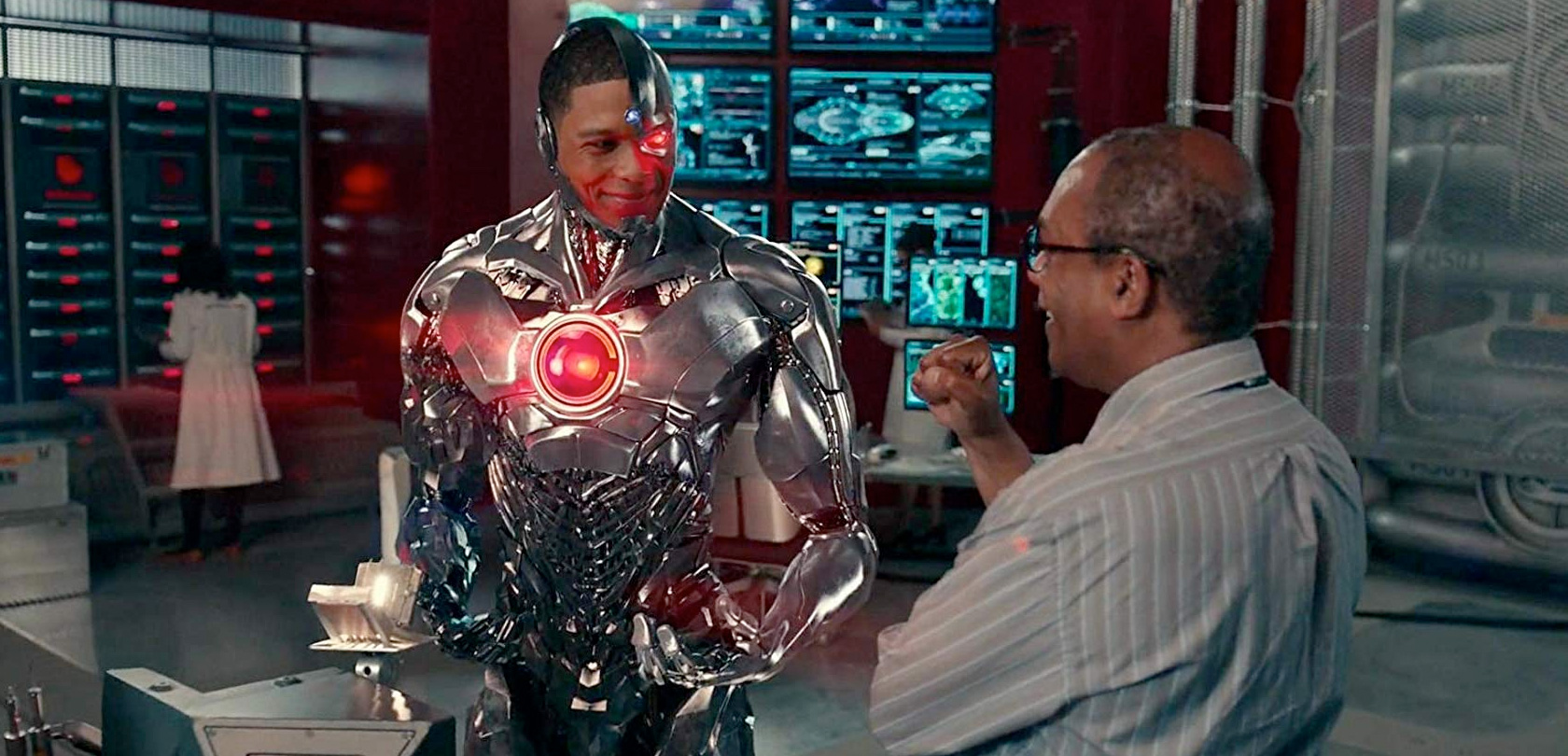 Report: Zack Snyder cut of 'Justice League' killed off Cyborg's dad | Batman News