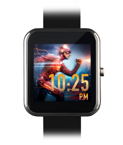 One61_Smartwatch_Front - The Flash (2)