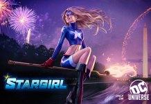 Brec Bassinger is Stargirl for Geoff Johns' DC Universe series