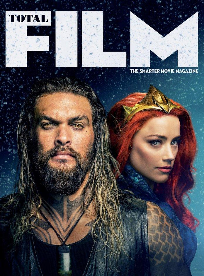 Aquaman Jason Momoa And Amber Heard Grace Total Films Subscriber