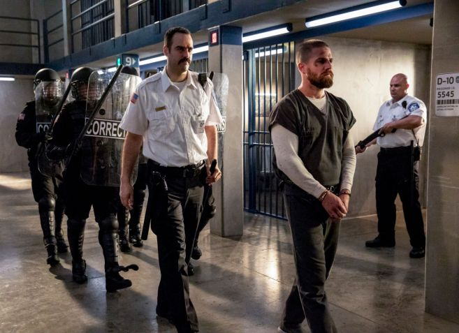 Arrow - Season 7 - Ep 03 - 17
