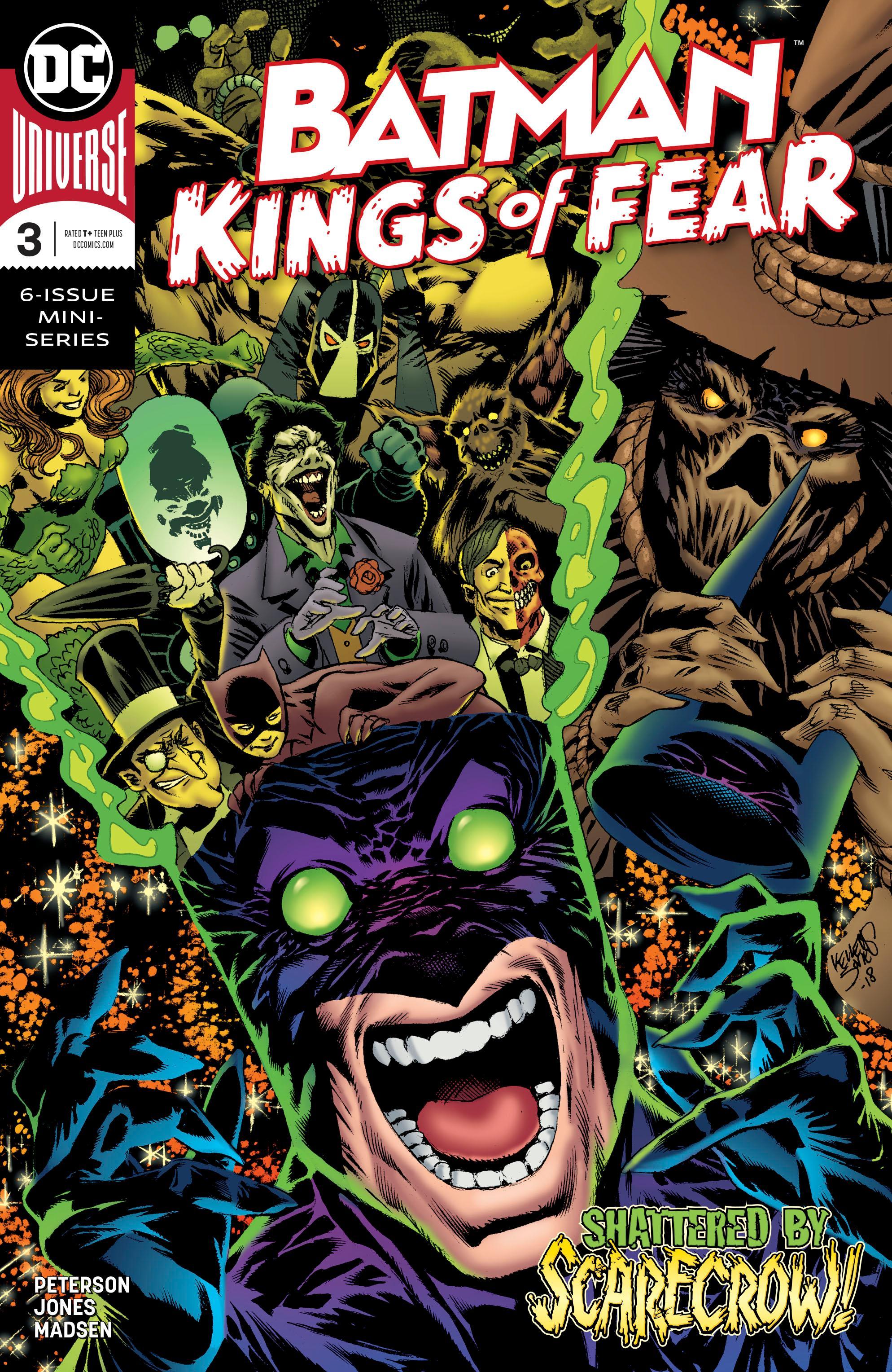 Batman kings of fear 3 review