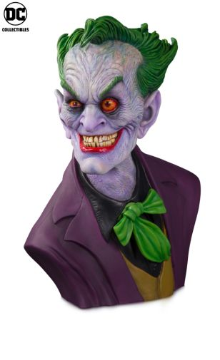 DC Collectibles - Rick Baker Joker Bust - Ultimate Edition - 01
