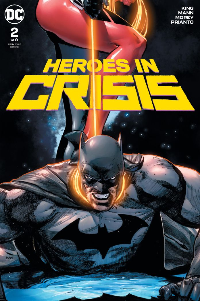 Heroes In Crisis #2 Review