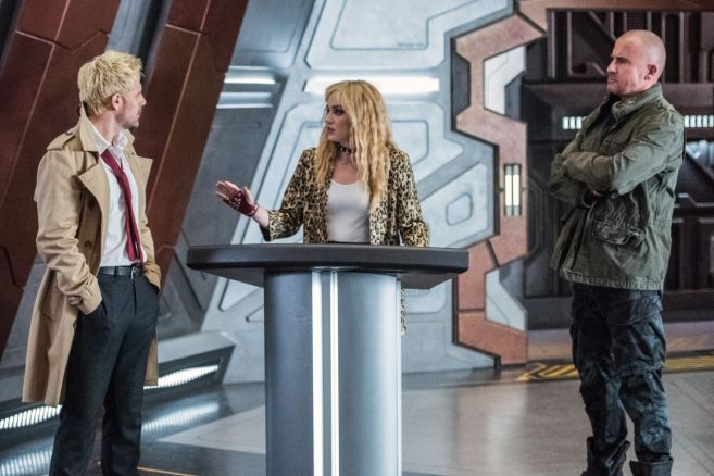 Legends Of Tomorrow Get Down In 1970s London In New